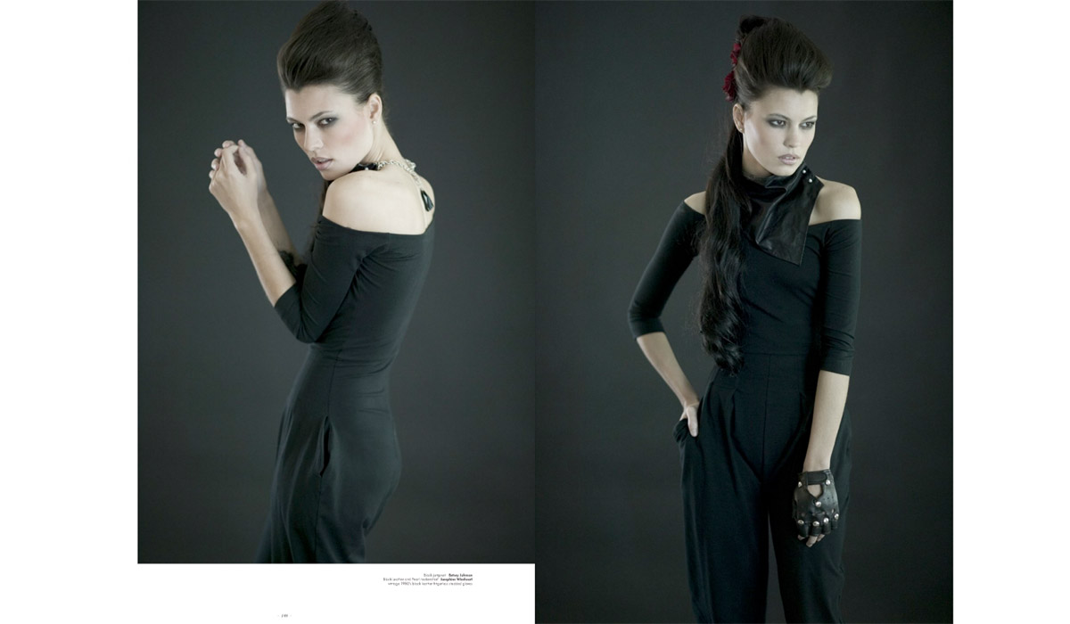 Fashion Editorial Photography for Futureclaw Magazine